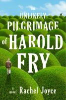 The Unlikely Pilgrimage of Harold Fry book cover